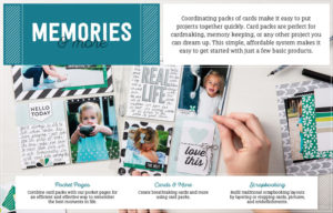 Memories and More from Stampin' Up!